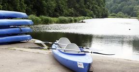 Biplace Luxe - Les Epinoches - Bouillon - Location de kayaks et tarifs